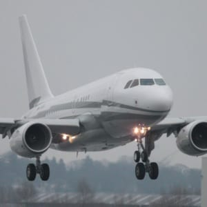 2008 Airbus A318-112 Elite For Sale